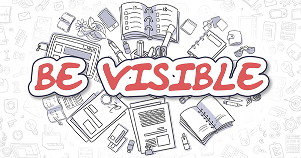 Be Visible!