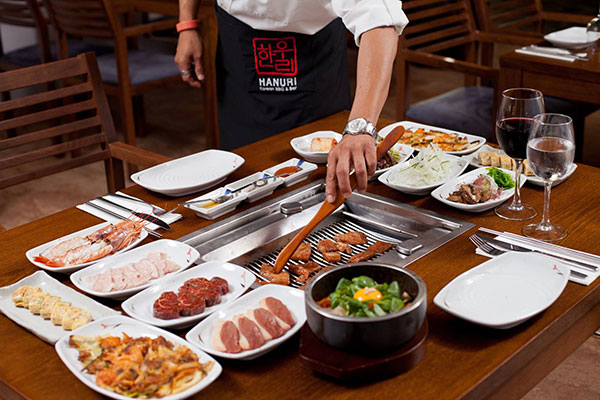 Georgina Recommends... Hanuri Korean BBQ