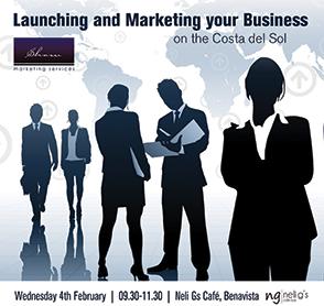Launching & Marketing A Business