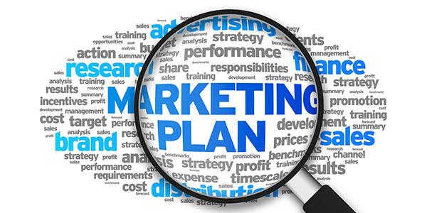 Marketing Focus - The 5 Key Marketing Methods