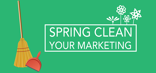 Time for a spring clean?