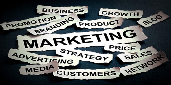Marketing Focus - The 5 Key Marketing Methods