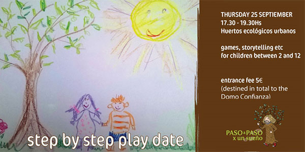 Step by Step Play Date
