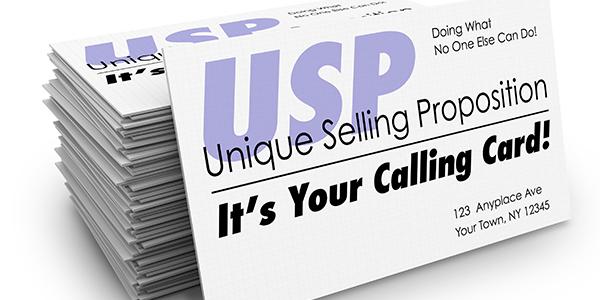 Marketing Focus – Defining your USP