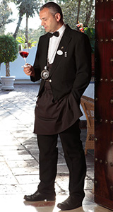 Angel Gonzalez, Award-Winning Sommelier of the Marbella Club Hotel