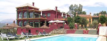Hacienda La Herriza Garden Party