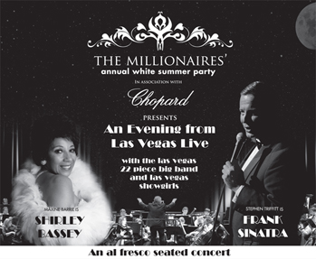 Millionaires' Annual White Summer Party