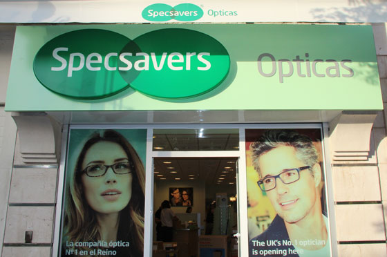 Specsavers Marbella Opening