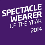 Spectacle Wearer of the Year 2014