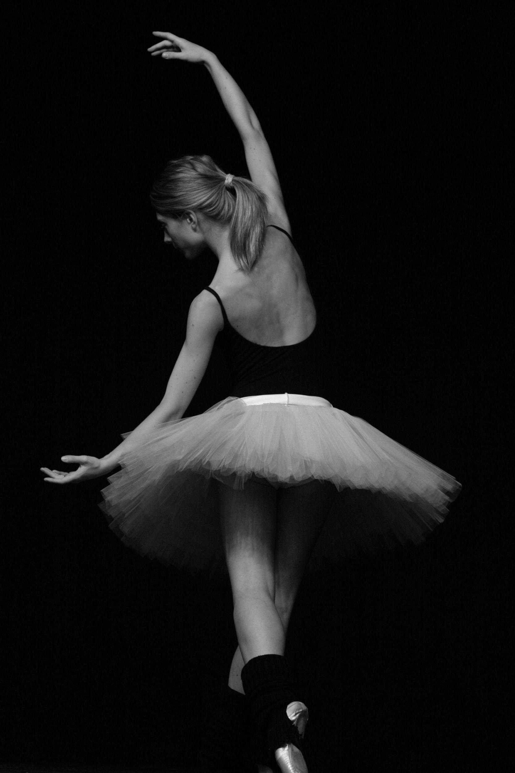 Фото балерин в зале 1 фотография