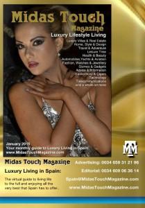 midas touch magazine