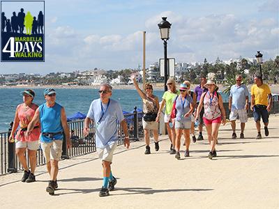 Marbella 4Days Walking 2015