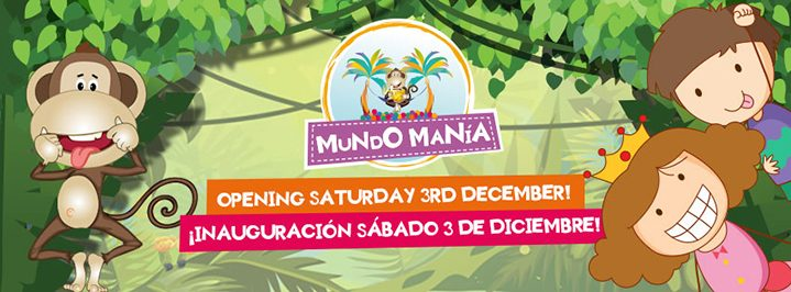 Mundo Mania | Kids Play Zone Estepona