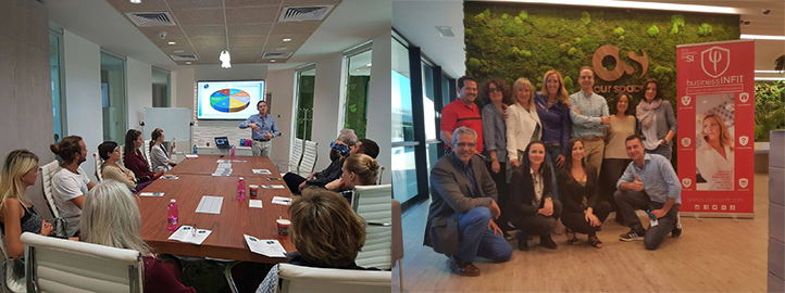 Training and Networking Events at Our Space Marbella