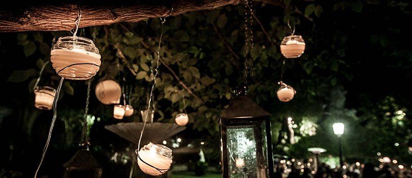 Candlelit Summer Fair Arboretum Marbella