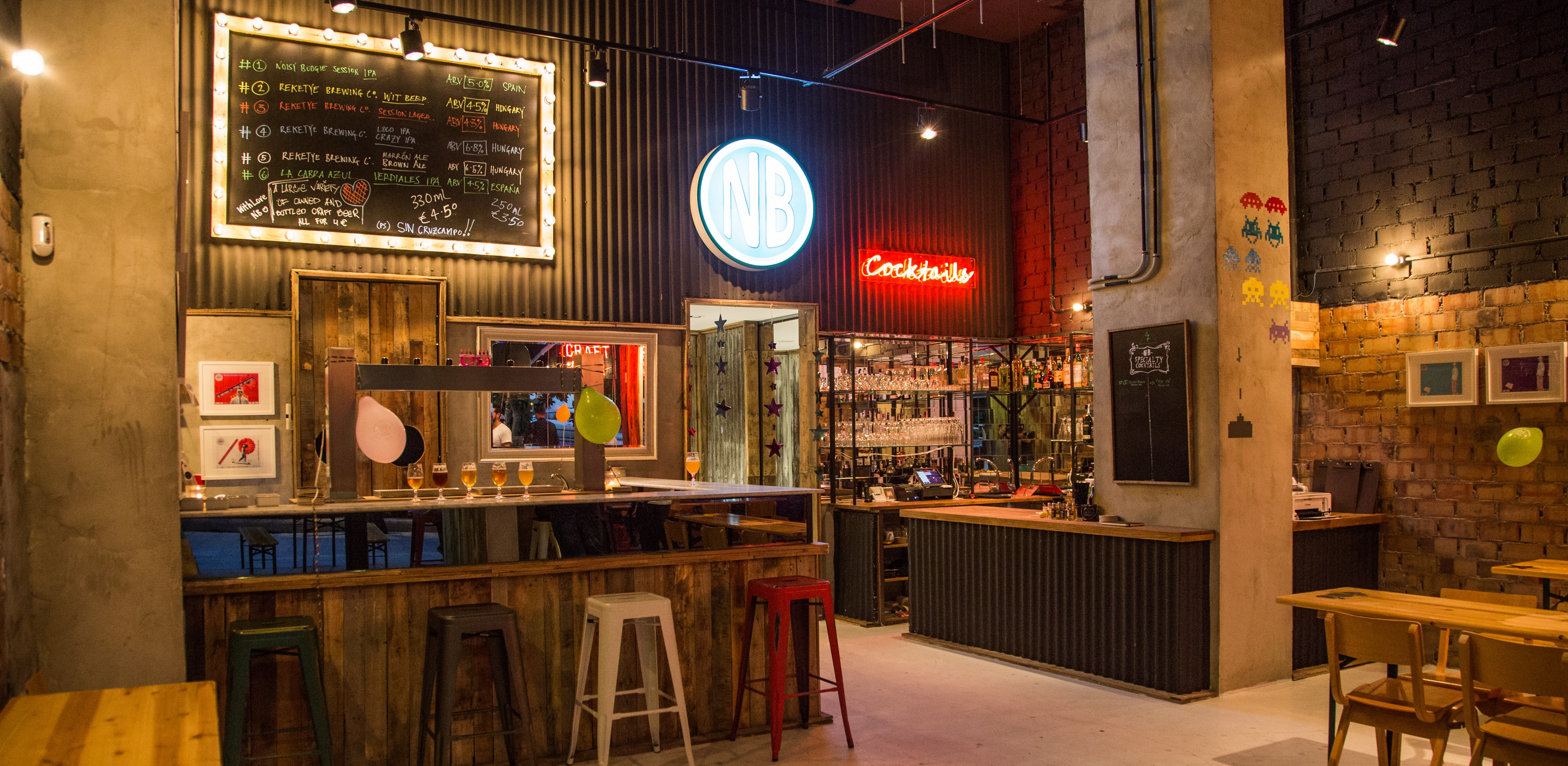 craft beer bar new craft bar opens in marbella 1392