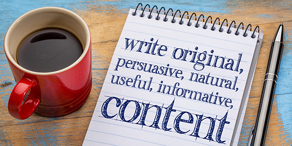 Marketing Focus – Writing for the internet in 2017