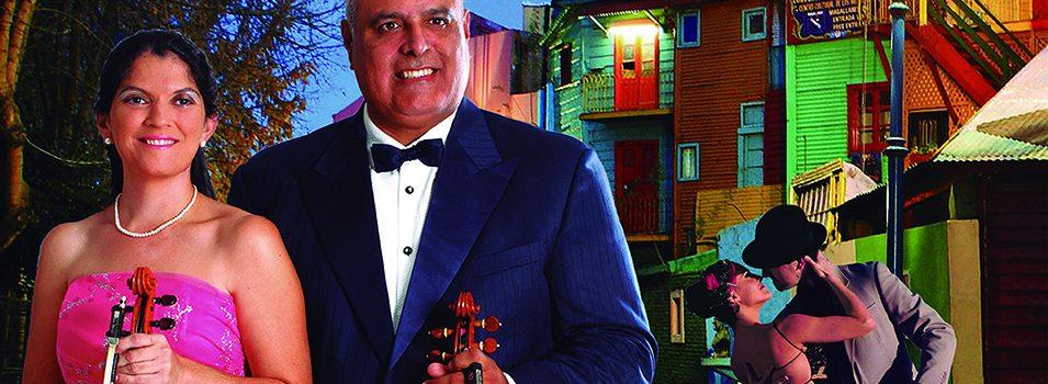 Concierto de la Compañía Arcos de Buenos Aires Tango Show