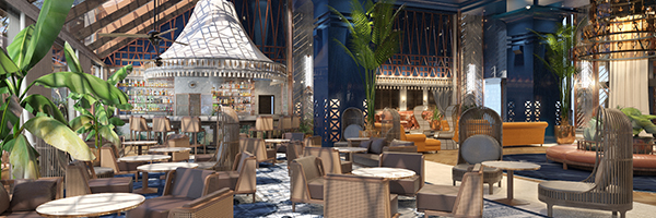 Kempinski gets ready to reveal its new look…