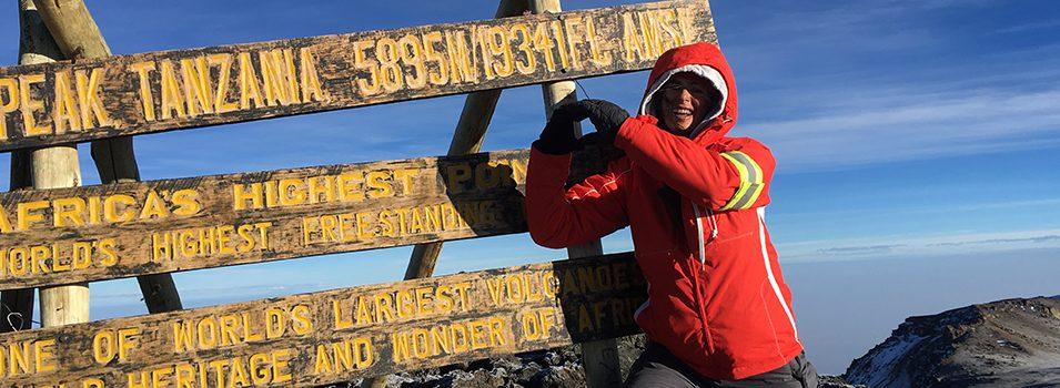 Trekking to Everest for underprivileged children in Malaga