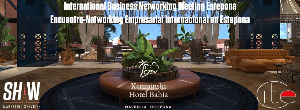 International Business Networking Kempinksi Hotel Bahia