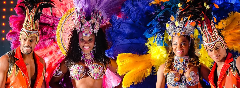 The Rio Carnival experience comes to Posidonia Banus