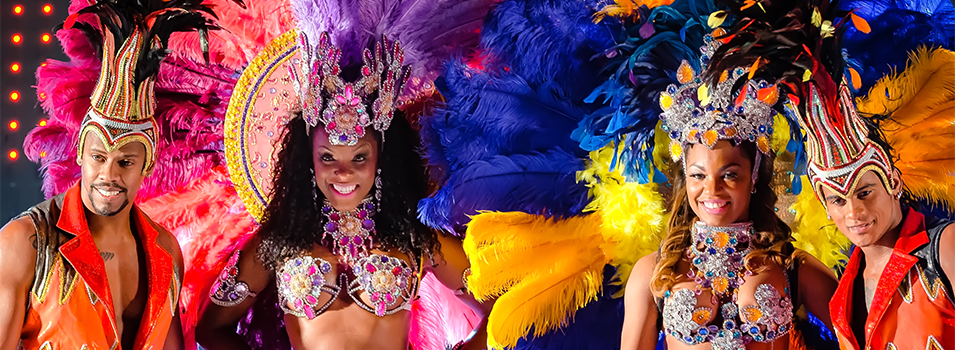 The Rio Carnival experience comes to Posidonia Banus