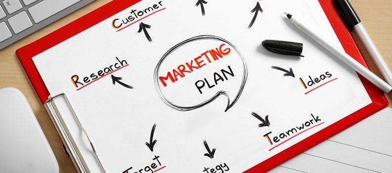 pasos a seguir para crear un plan de marketing