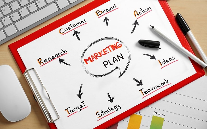 pasos a seguir para crear un plan de marketing
