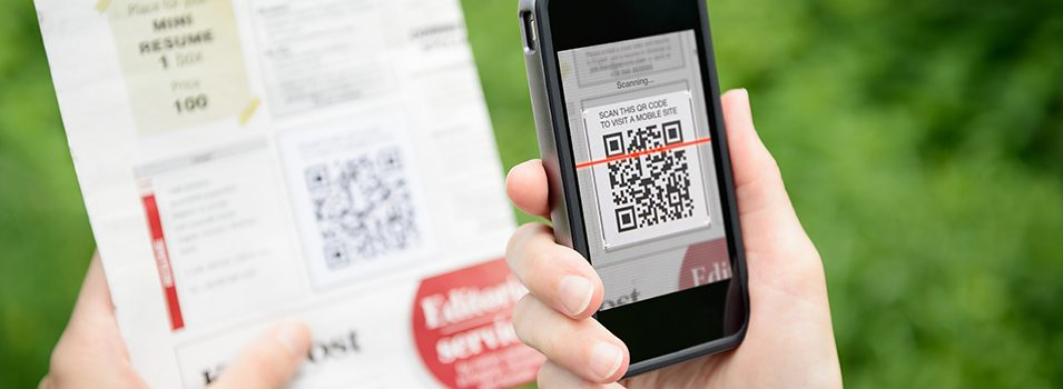 Why QR Codes are good for your business